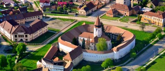 Cetatea si Biserica de la Prejmer, Brasov, foto: Ciri Florin