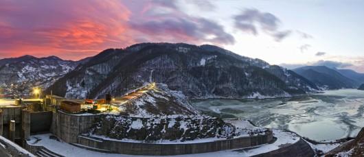 Barajul Siriu, foto: Macovei Tinel
