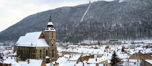 Biserica Neagra din Brasov, foto: Serea Ciprian Florin