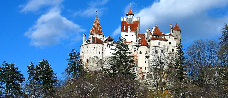 Castelul Bran, Castelul lui Dracula