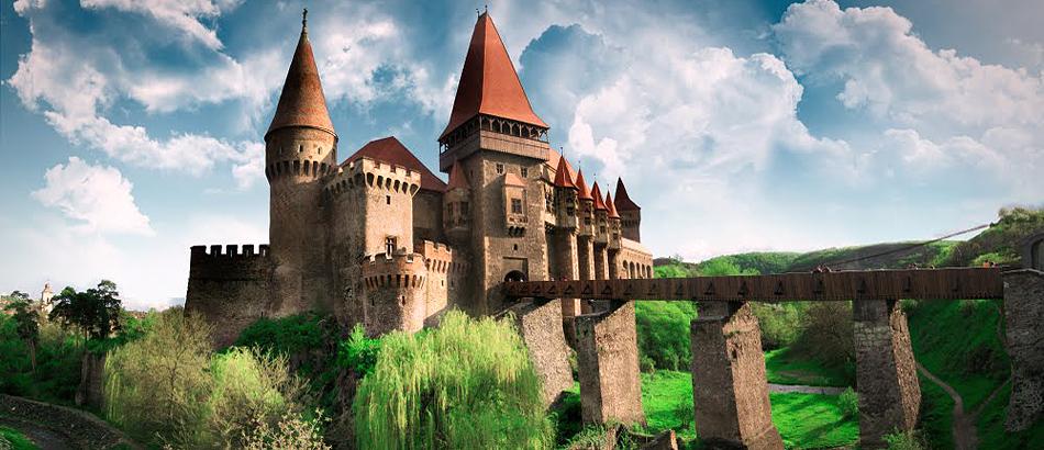 Castelul Corvinilor, cetatea medievala a Hunedoarei