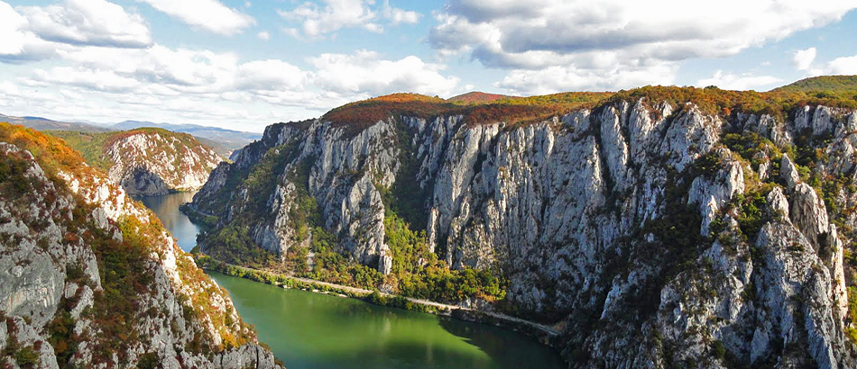 Cazanele Dunarii, Miracolul de pe Dunare