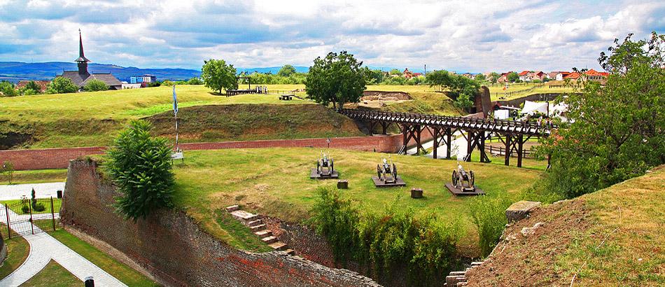 Cetatea Bastionara Alba Carolina