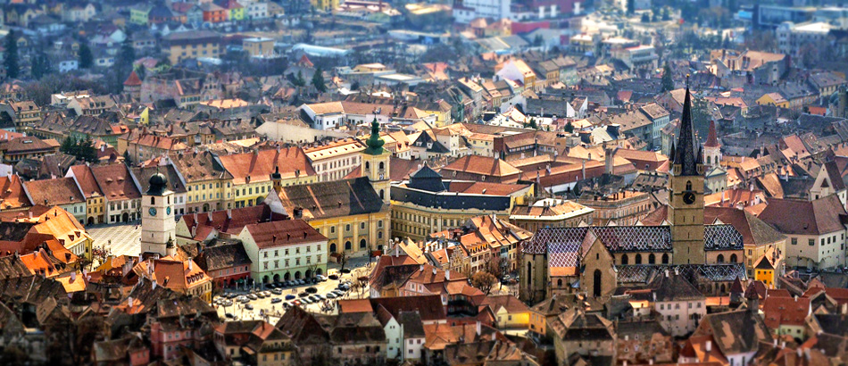 Sibiu, Cetate Medievala in Inima Transilvaniei