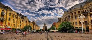 Timisoara, centru urban in vestul Romaniei, foto: Viorel Stanciu