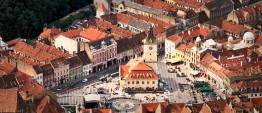 Piata Sfatului din Brasov